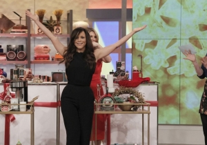 Report: Rosie Perez Is Leaving 'The View' Only Four Months After Joining The Show