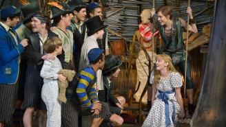 Despite Lower Ratings, NBC Has Two More Live Musicals In The Works For 2015