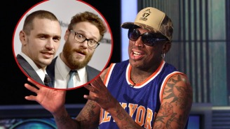 Dennis Rodman Won't Watch 'The Interview,' But He Still Wants To Take Seth Rogen To North Korea