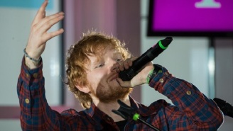 This Rendition Of Ed Sheeran's 'Thinking Out Loud' Is Utterly Horrifying