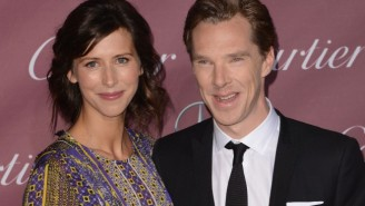 Benedict Cumberbatch And His Fiancee Have A Little Cumberbun In The Oven