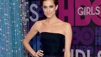 Allison Williams Says That Marnie From 'Girls' Is Based On Reese Witherspoon's Tracy Flick