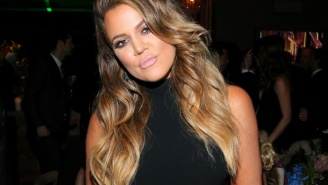 Khloé Kardashian Has Come Up With A Name For Her Camel Toe; Everything Is Terrible