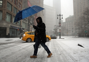 There's A Reason Only The Weather Channel Is Calling The #BlizzardOf2015 'Winter Storm Juno'