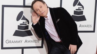 Billy Crystal Clarified The Meaning Behind His Comments Regarding Gay Sex On TV