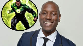 Is Tyrese Gibson Hinting That He's Joining 'Justice League' As Green Lantern?