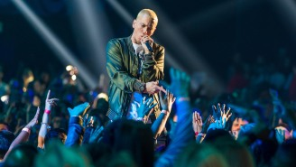 Eminem Proves He's The Coolest Guy Ever By Secretly Visiting A Terminally-Ill Teen