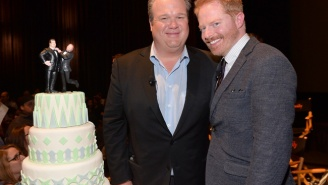 Eric Stonestreet Recounts The Time He Sent Jesse Tyler Ferguson A Raunchy Sex Toy In The Mail