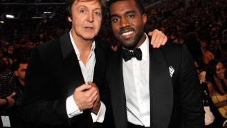 Paul McCartney Called Kanye West 'Crazy' And A 'Monster,' But In A Good Way