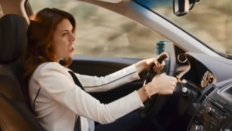 Here's Why The Rapping Woman In Acura's 'Drive Like A Boss' Commercial Might Look Familiar
