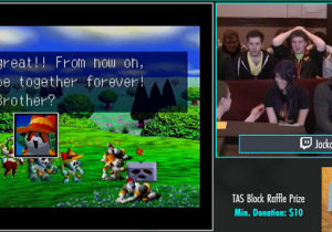 Watch This Gamer Power Up With Marriage Proposal At 2015 AGDQ Marathon