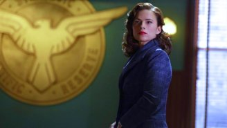 Let's Liveblog About Tonight's Geeky TV: 'Agent Carter' Brings The Smackdown