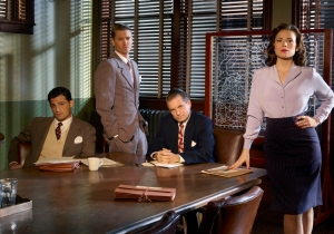Listen: Firewall & Iceberg Podcast No. 263 – 'Agent Carter,' 'Togetherness' and more