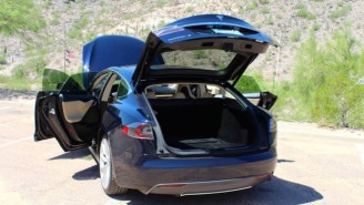 This Guy Is Renting Out A Bed In His Tesla For $85 A Night