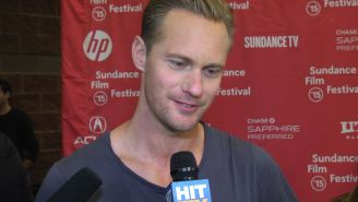 Alexander Skarsgard 'refreshed' by 'Diary' lead: 'A girl allowed to think about sex'