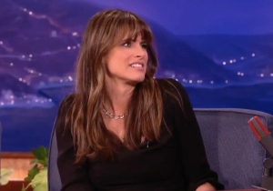 The 'Conan' Crowd Turned On Amanda Peet When She Mocked 'Game Of Thrones'