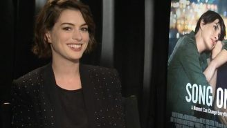 Why Anne Hathaway still likes the Oscars, despite their strange relationship