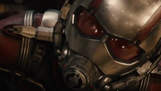 As It Turns Out, Marvel's 'Ant-Man' Was 'Improvised A Lot'
