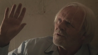 Anthony Hopkins Is One Crafty Beer Billionaire In The Trailer For 'Kidnapping Mr. Heineken'