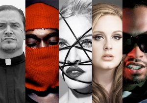 21 Most Anticipated Albums Of 2015 We're Actually Excited About