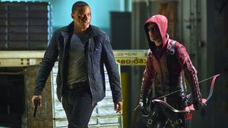 Let's Liveblog Tonight's Geeky TV: 'Arrow' Returns Without Ollie