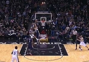 Video: Omer Asik Tips Ball Into Own Basket At Buzzer To Force Overtime