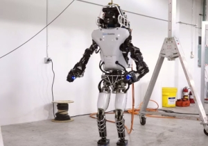 The Terrifying Atlas Robot Can Now Walk Across Rubble Because We Can't Be Safe Anywhere
