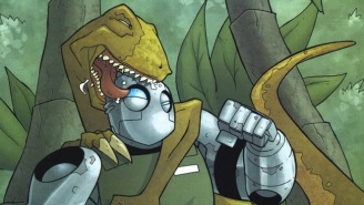 'Atomic Robo' Comic Is Switching Its Format To The Web, Giving Away Free Issues