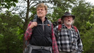 Review: Bland 'A Walk in the Woods' is 'Grumpy Old Outdoorsmen'