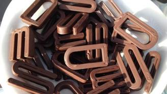 Check Out Hershey's New 3D Chocolate Printer