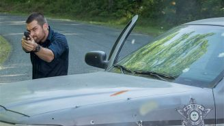 Review: Too much is just right for 'Banshee' season 3