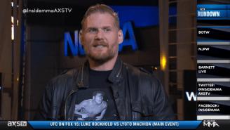 Get to Know Josh Barnett, Commentator for AXS' NJPW Show