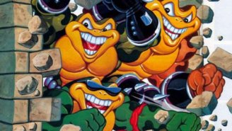 Is A New 'Battletoads' On The Way?