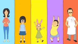 'Bob's Burgers' Released A Funky Music Video To Celebrate The New Year