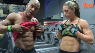 These Bodybuilders Spend $75,000/Year To Remain 'America's Best Looking Couple'