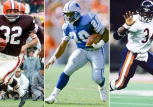 Friday Sports Conversation: Who Is The Best Running Back Of All-Time?