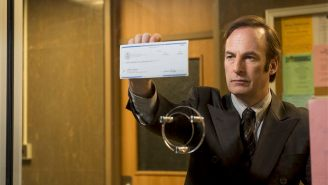 Series premiere review: 'Better Call Saul' – 'Uno': Good luck, Chuck