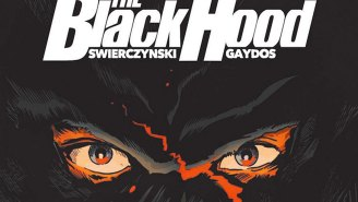 Crime novelist Duane Swierczynski on shedding the Spanx for noir in the new BLACK HOOD #1