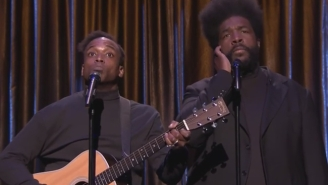 Black Simon And Garfunkel Give Us A Very Solemn Cover Of 'Uptown Funk'