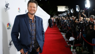 Blake Shelton Will Serve As Host And Musical Guest For 'Saturday Night Live'