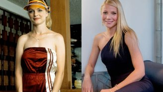 Gwyneth Paltrow Told Howard Stern She Turned Down The Part Of Rollergirl In 'Boogie Nights'