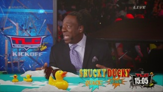 Tell Me He Did Not Just Say That: Booker T Apologized For His Owen Hart Comment From Raw