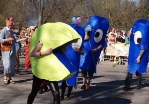 Bud Light's Next Super Bowl Ad Involves A Human-Sized Pac-Man Maze