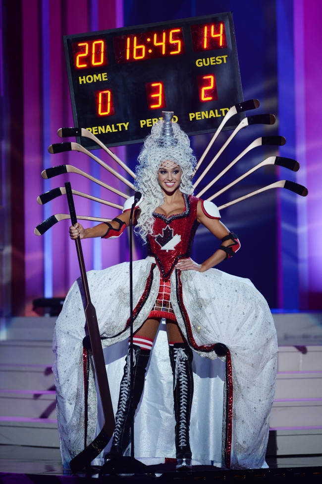 63rd Annual Miss Universe Preliminary Show