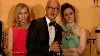 SAG: 'Birdman' cast on their surprise win and what it means