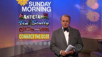 CBS Sunday Morning Fans React Completely Reasonably