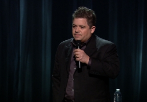 Exploring The Comedic Evolution Of Patton Oswalt