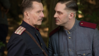 Exclusive: Moody first poster for Tom Hardy Soviet-era thriller 'Child 44' arrives