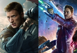 Chris Pratt Muses On Who Would Win In A Fight: Captain America Or Star-Lord?