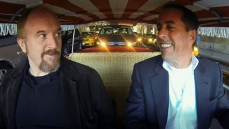 Jerry Seinfeld's 'Comedians In Cars Getting Coffee' Is Coming Back For Another Season